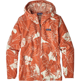 Patagonia Bajadas Jakke Damer orange